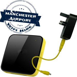 Manchester airport mifi hire uk